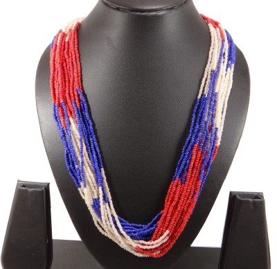 Shiv Kutumb Plastic Necklace