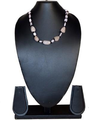 Needle Kraft Quartz Stone Necklace