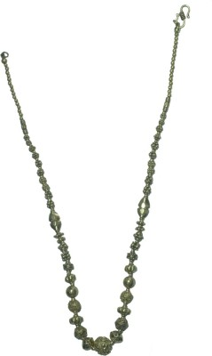 GnJ Yellow Gold Plated Sterling Silver Necklace