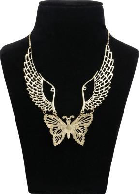 Minha Zinc Necklace
