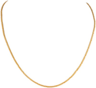 WHP Jewellers GCHD15057712 Precious Chain(Yellow Gold 22kt NA)