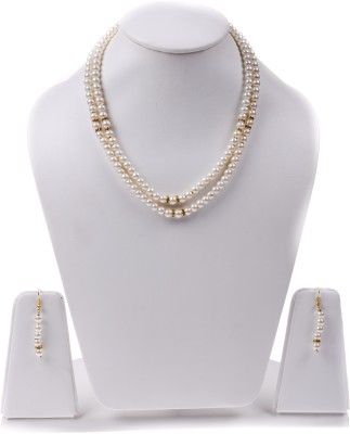My DT Lifestyle Mother of Pearl Necklace Set