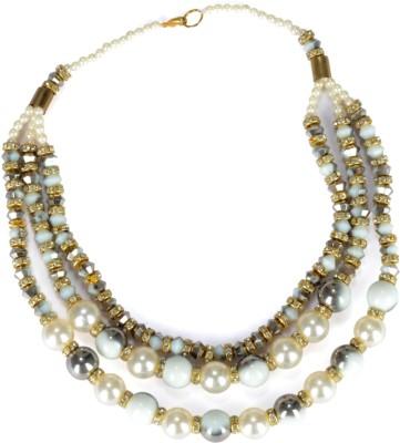 Vandna Wellspring Stone Necklace