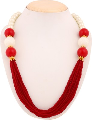 Sanskriti Jewels Mother of Pearl Necklace