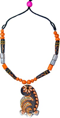 Retaaz AAMYA KANTHI TERRACOTTA Ceramic Necklace