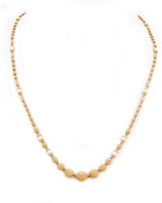 WHP Jewellers GMALD15049389 Precious Chain(Yellow Gold 22kt NA)