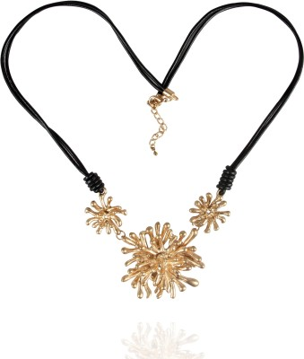 Via Harp kinsey necklace Metal Chain