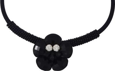 Harini Acrylic, Rubber Necklace