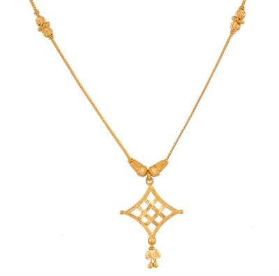 WHP Jewellers GCHD15075898 Precious Chain(Yellow Gold 22kt NA)