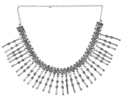 OZANOO Rajasthani Alloy Necklace