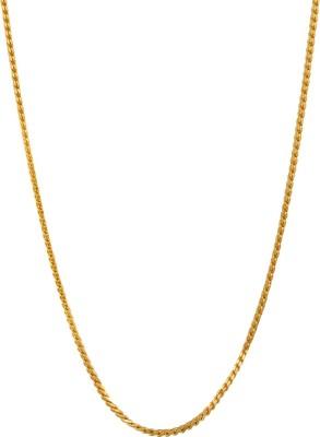 WHP Jewellers GCHD15057720 Precious Chain(Yellow Gold 22kt NA)
