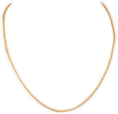 WHP Jewellers GCHD15003227 Precious Chain(Yellow Gold 22kt NA)