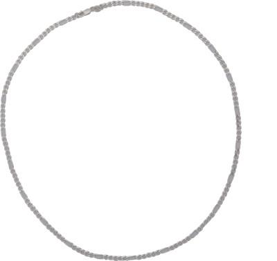 Bherumal Shamandas Sterling Silver Chain