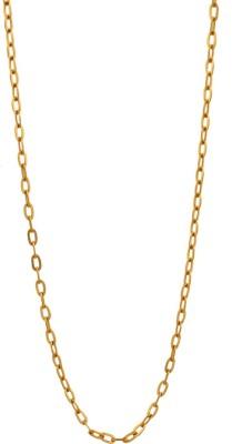 WHP Jewellers GCHD15062865 Precious Chain(Yellow Gold 22kt NA)