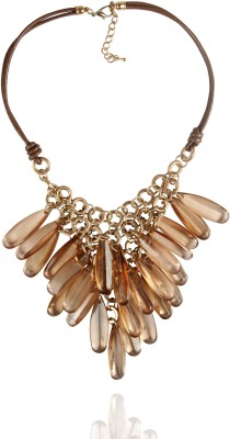 Via Harp lineville necklace Metal Chain