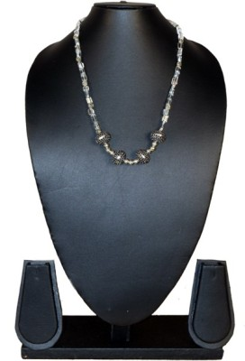Needle Kraft Beads, Mother of Pearl Stone Necklace
