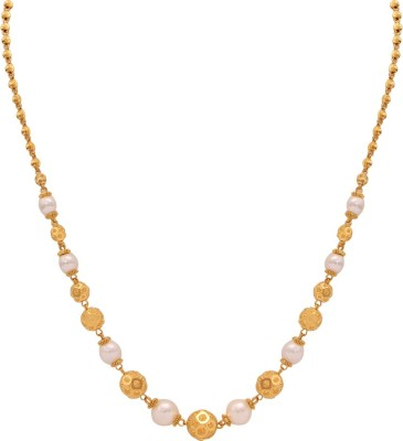 WHP Jewellers GMALD15081316 Precious Chain(Yellow Gold 22kt NA)