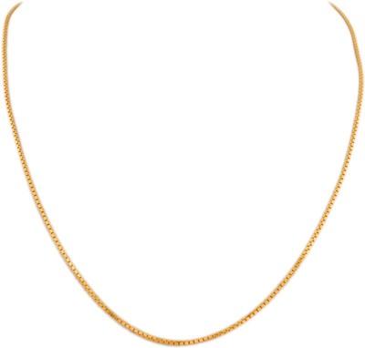 WHP Jewellers GCHD15057715 Precious Chain(Yellow Gold 22kt NA)