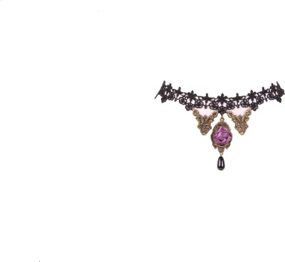 Styleburst Fabric Necklace