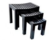 Ringabell Solid Wood Nesting Table (Fini...