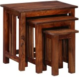 Ringabell Cubby Solid Wood Nesting Table...