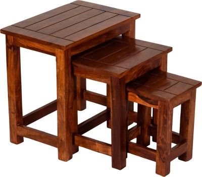 Induscraft Solid Wood Nesting Table