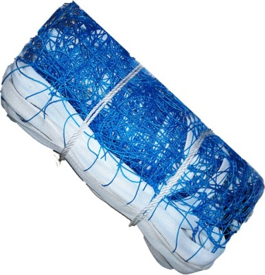 RAISCO Plastic Volleyball Net(Blue, Black, White, Orange)