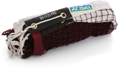 Yonex 143 C Pro Badminton Net(Maroon)