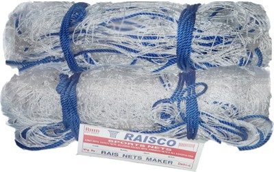 Raisco Nets Maker Footballnet Football Net(White)