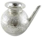 Tuzech Silver Plated Silver Neti Pot (26...