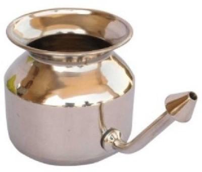 Gnd Steel Steel Neti Pot(450 ml)