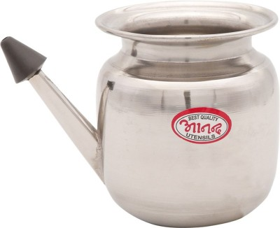 Anand Stainless Steel Steel Neti Pot