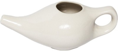 HealthMax Ceramic White Neti Pot(100 ml)