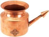 IndianArtVilla Copper Brown Neti Pot (0....