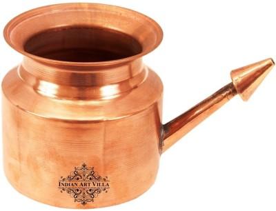 IndianArtVilla Copper Brown Neti Pot