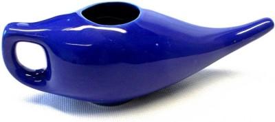 HealthMax Ceramic Blue Neti Pot(100 ml)