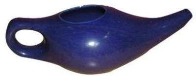 Gnd Ceramic Blue Neti Pot
