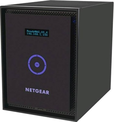 Netgear ReadyNAS 316 6-Bay Diskless Network Hard Disk