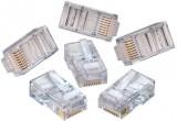 GoodsBazaar 100 Pack, Cat6, Cat5e RJ-45 ...