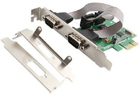Wiretech PCIE-2p Network Interface Card