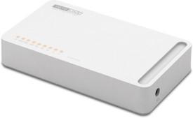 Totolink 8-Port 100Mbps Desktop S808 Network Switch