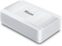 Iball 8-Port 10/100M Fast Ethernet Switch. Network Switch(White)