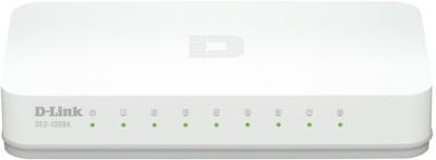D-Link DES-1008A / DES-1008C Network Switch