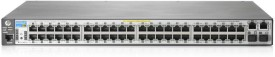 HP 2620-48 ,2 SFP ports Network Switch