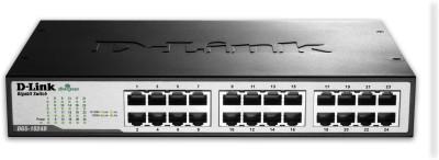 D-Link DGS-1024D Network Switch(black)