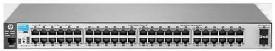 HP Aruba 2530 48G PoE+ Network Switch