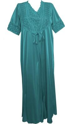 Abhilasha's Store Women's Nighty with Robe