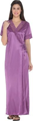 Choosy Cheery Women's Nighty with Robe