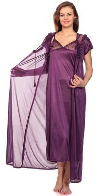Sree Lakshmi's Women's Nighty with Robe