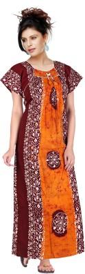 Satyam Women's Nighty